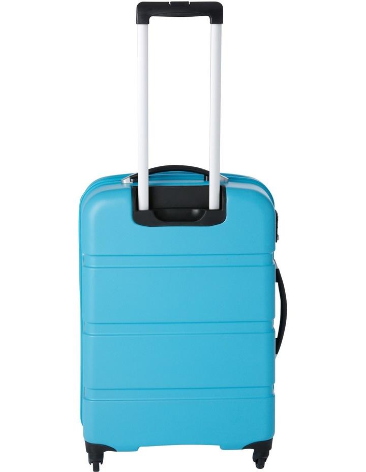 Mercury Hardside Spinner Case Medium 70cm Turquoise 3.7kg image 4