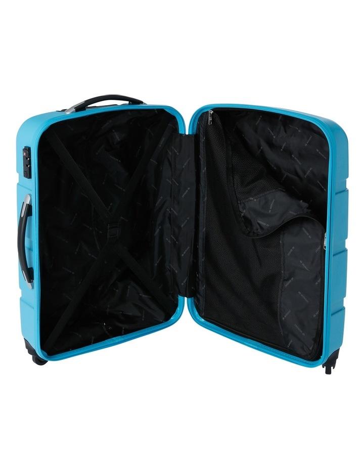 Mercury Hardside Spinner Case Medium 70cm Turquoise 3.7kg image 5