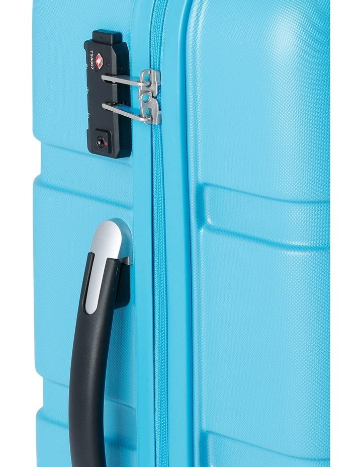 Mercury Hardside Spinner Case Medium 70cm Turquoise 3.7kg image 6