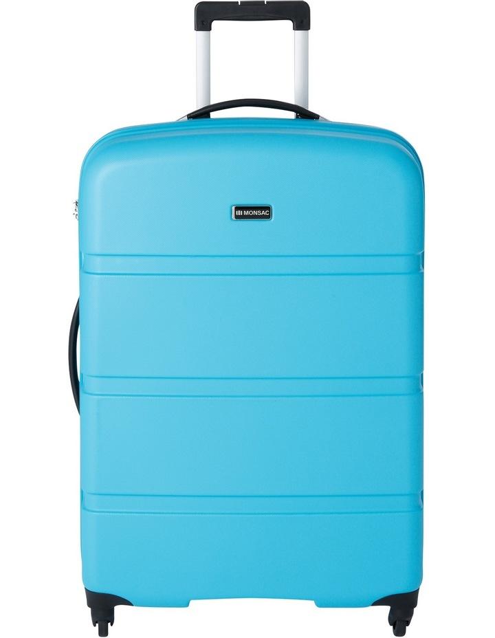 Mercury Hardside Spinner Case Large 80cm Turquoise 4.6kg image 1