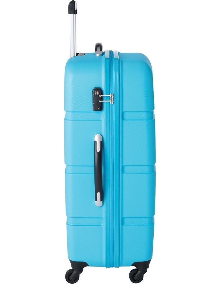 Mercury Hardside Spinner Case Large 80cm Turquoise 4.6kg image 2