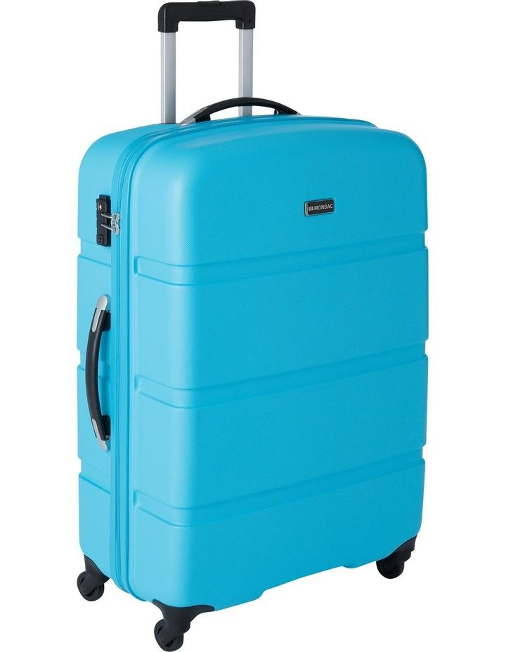 Mercury Hardside Spinner Case Large 80cm Turquoise 4.6kg image 3