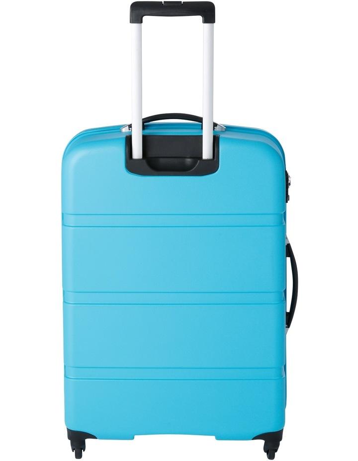 Mercury Hardside Spinner Case Large 80cm Turquoise 4.6kg image 4