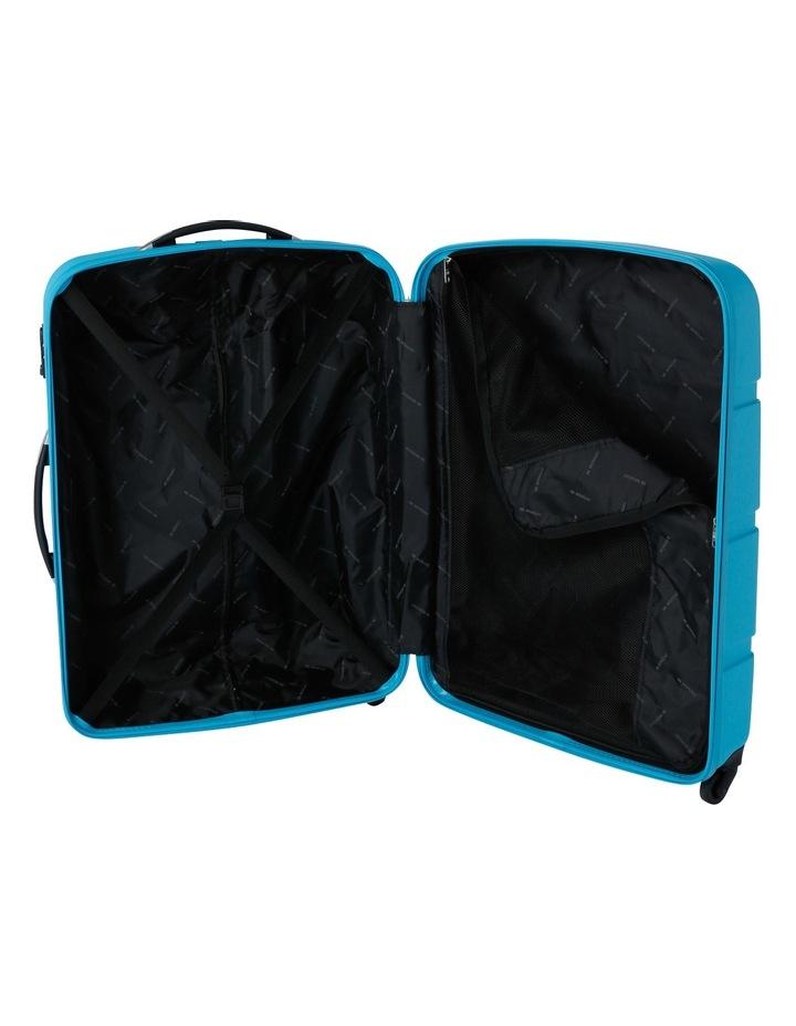 Mercury Hardside Spinner Case Large 80cm Turquoise 4.6kg image 5