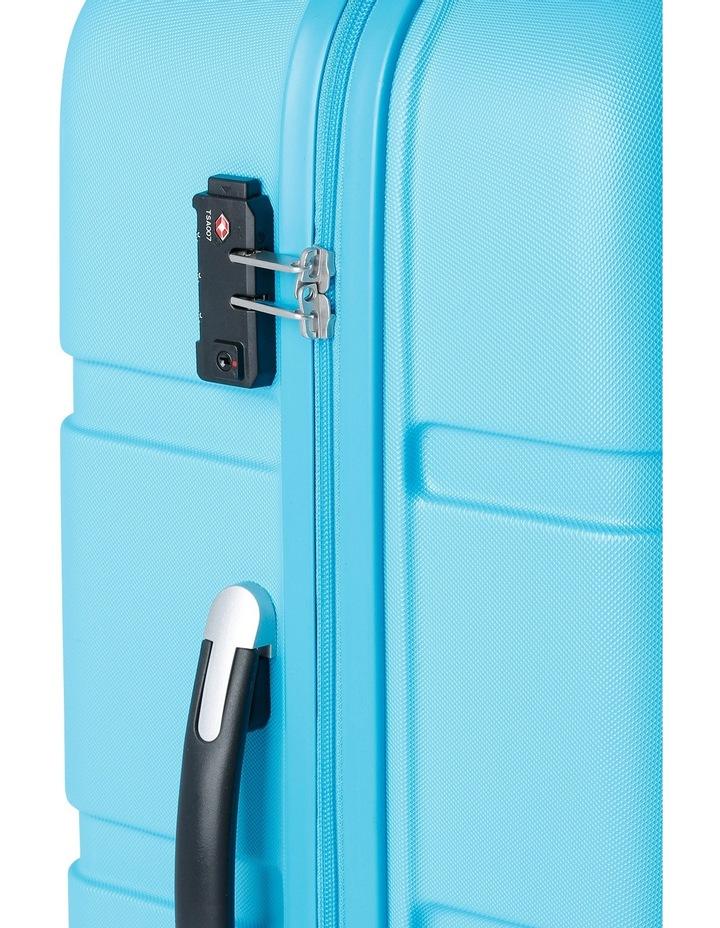 Mercury Hardside Spinner Case Large 80cm Turquoise 4.6kg image 6