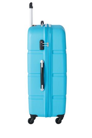 Monsac - Mercury Hardside Spinner Case Large 80cm Turquoise 4.6kg