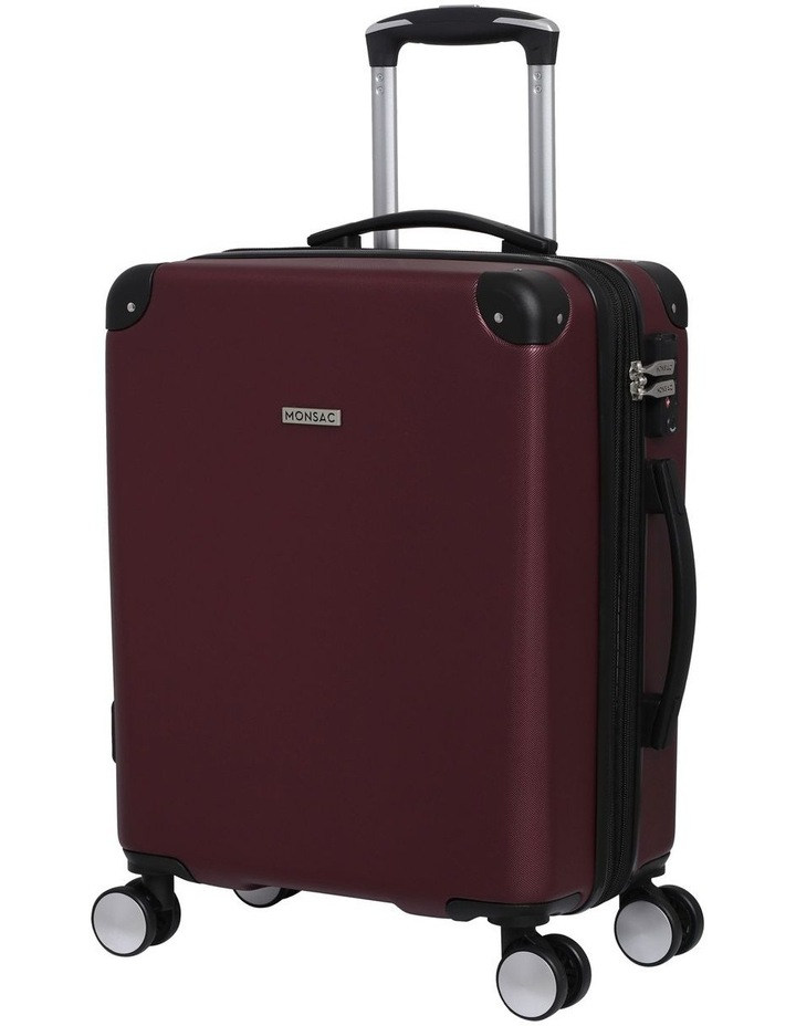 New York Conquer Hardside Case 55cm/ 3kg Plum image 1