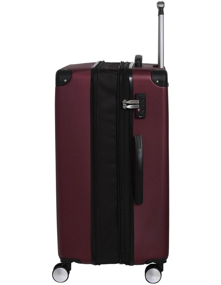 New York Conquer Hardside Case 55cm/ 3kg Plum image 2