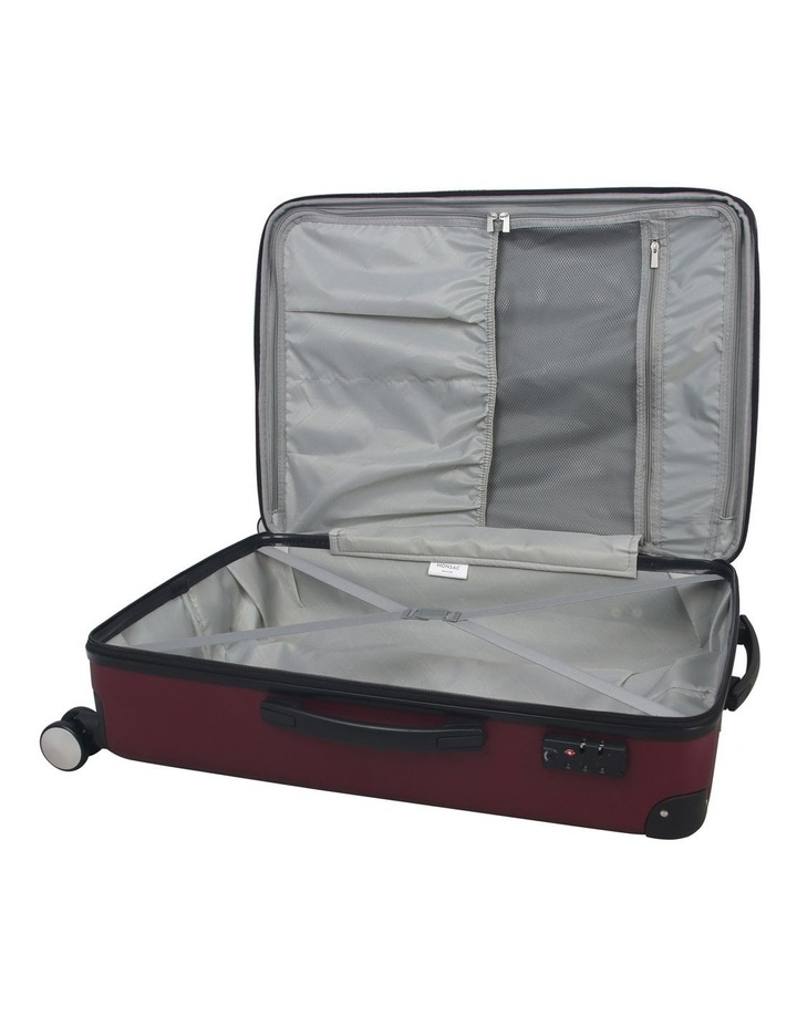 New York Conquer Hardside Case 55cm/ 3kg Plum image 3