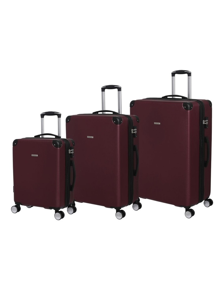 New York Conquer Hardside Case 55cm/ 3kg Plum image 4