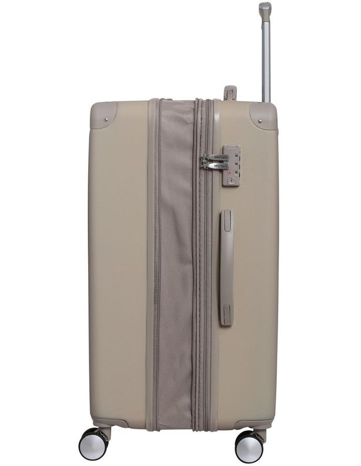 New York Conquer Hardside Case 55cm/ 3kg Cream image 2