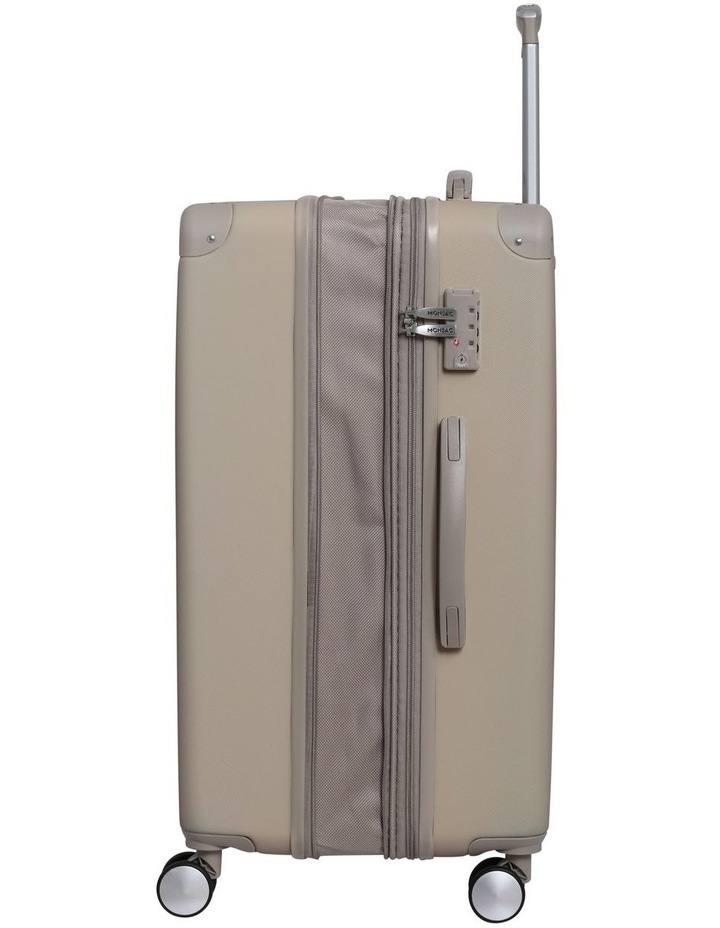 New York Conquer Hardside Case 69cm/ 4.3kg Cream image 2