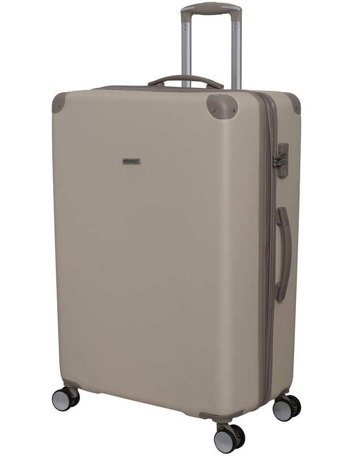New York Conquer Hardside Case 79.5cm/ 4.8kg Cream image 1