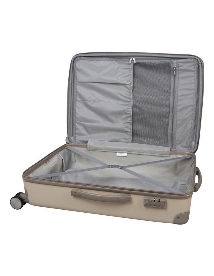 New York Conquer Hardside Case 79.5cm/ 4.8kg Cream image 3