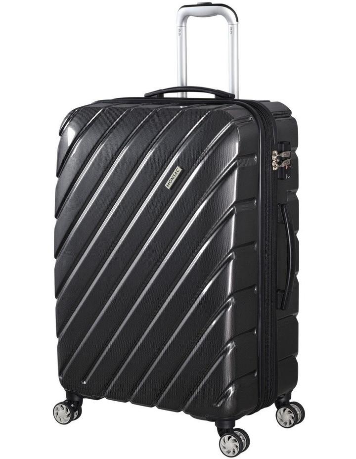 Barcelona Dot Hardside Case 70cm/ 4.2kg Charcoal image 1