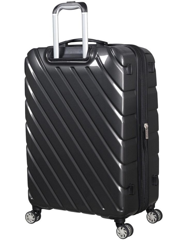 Barcelona Dot Hardside Case 70cm/ 4.2kg Charcoal image 2