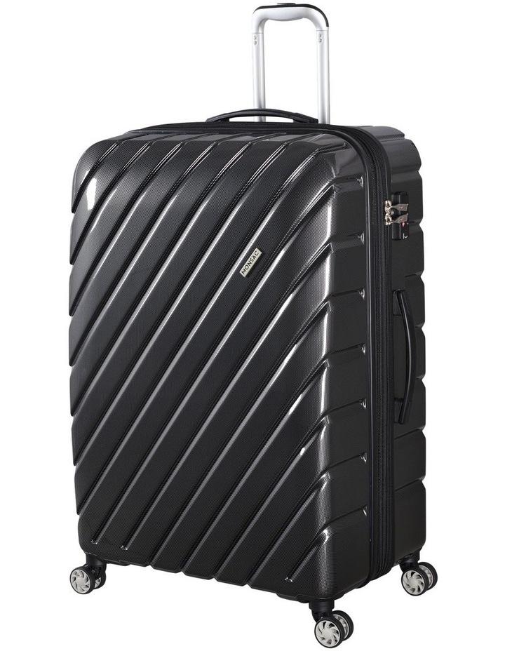 Barcelona Dot Hardside Case 80.5cm/ 5kg Charcoal image 1