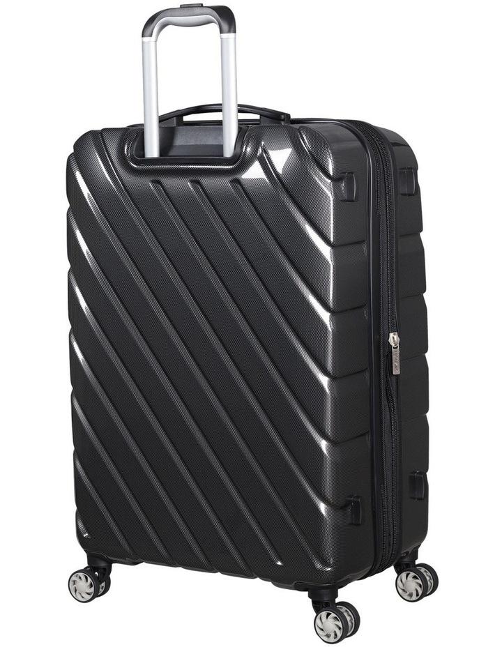 Barcelona Dot Hardside Case 80.5cm/ 5kg Charcoal image 2