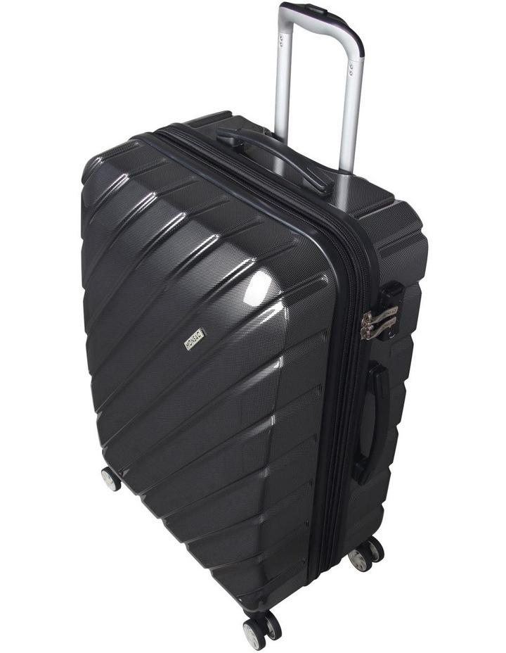 Barcelona Dot Hardside Case 80.5cm/ 5kg Charcoal image 3