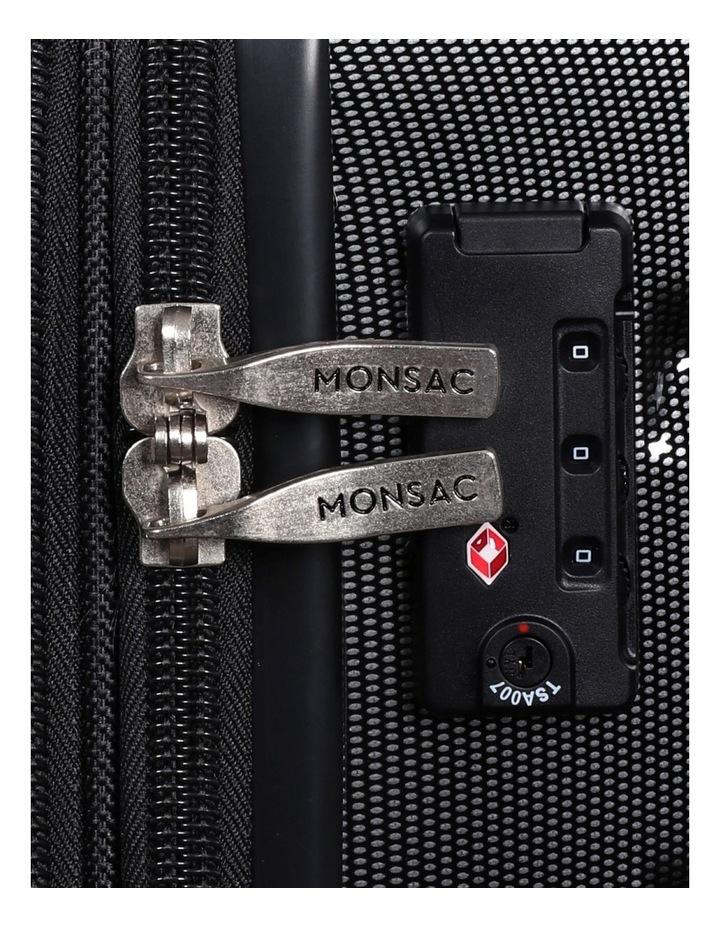 Barcelona Dot Hardside Case 80.5cm/ 5kg Charcoal image 6