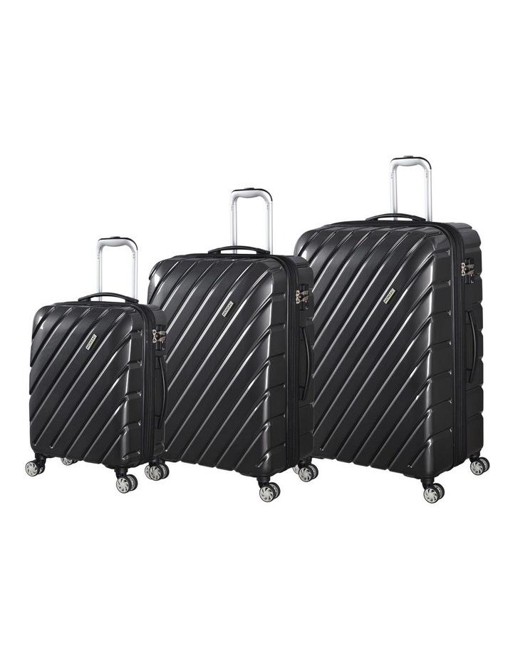 Barcelona Dot Hardside Case 80.5cm/ 5kg Charcoal image 7