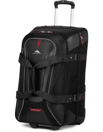 4030c51abc4f High Sierra AT758 66cm Wheeled Duffle Bag