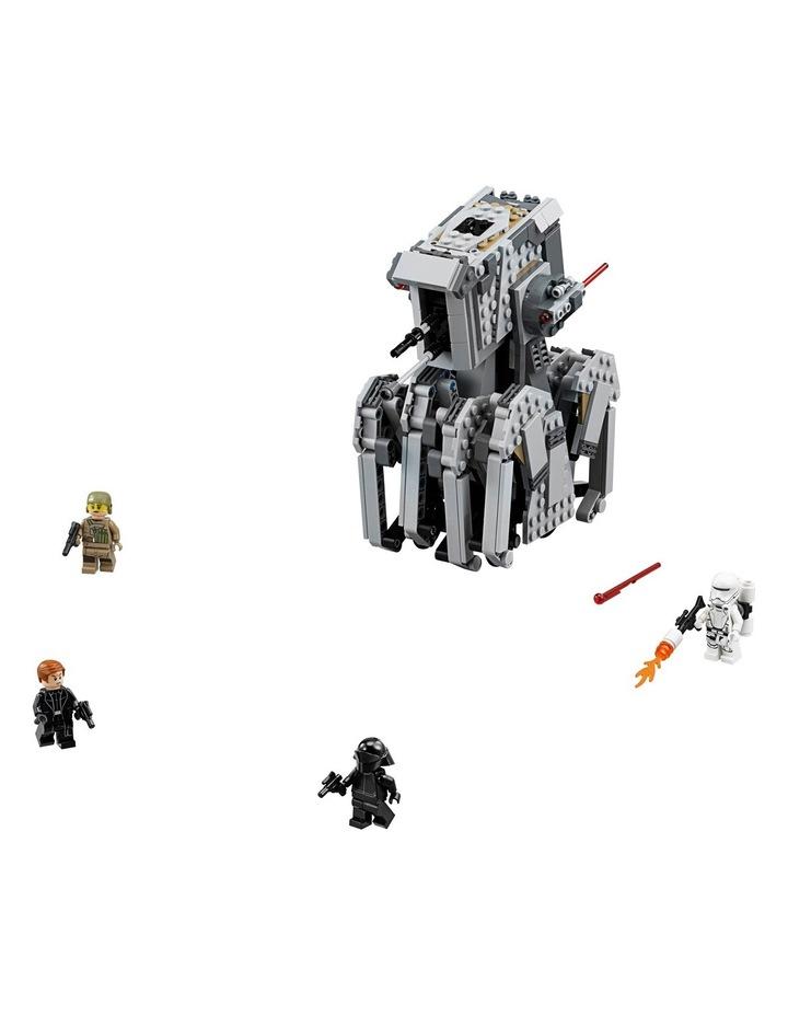 Star Wars First Order Heavy Scout Walker 75177 image 2
