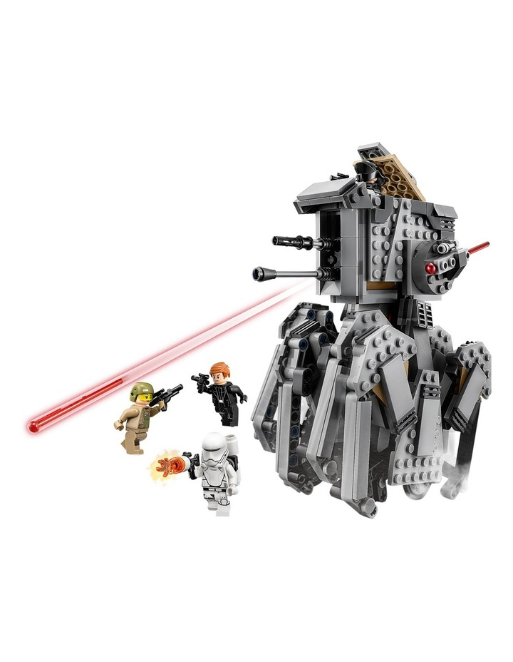 Star Wars First Order Heavy Scout Walker 75177 image 4