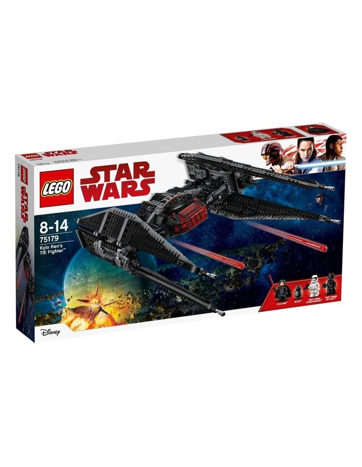 Star Wars Kylo Ren's TIE Fighter 75176 image 1