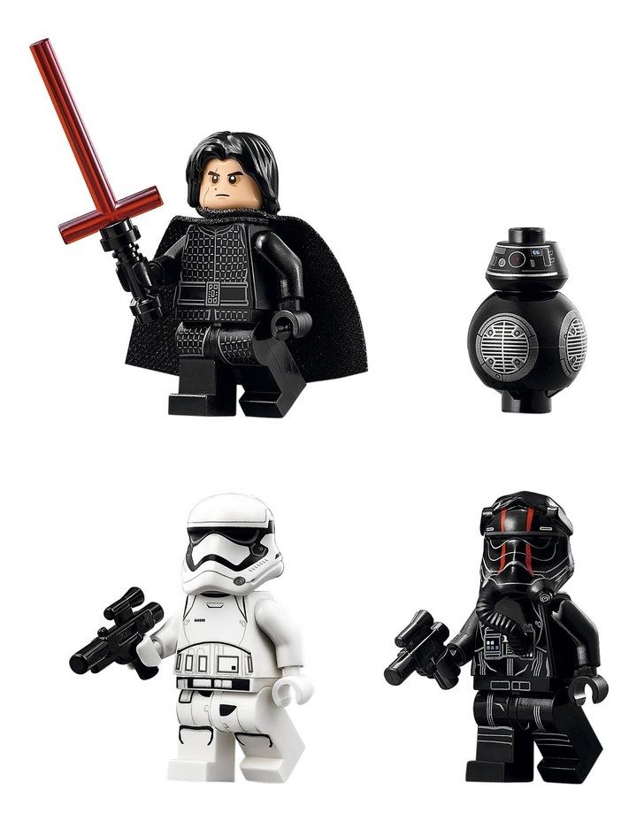 Star Wars Kylo Ren's TIE Fighter 75176 image 3