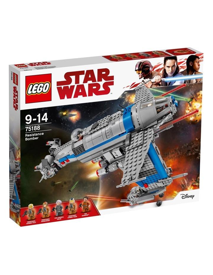 Star Wars Resistance Bomber 75188 image 1