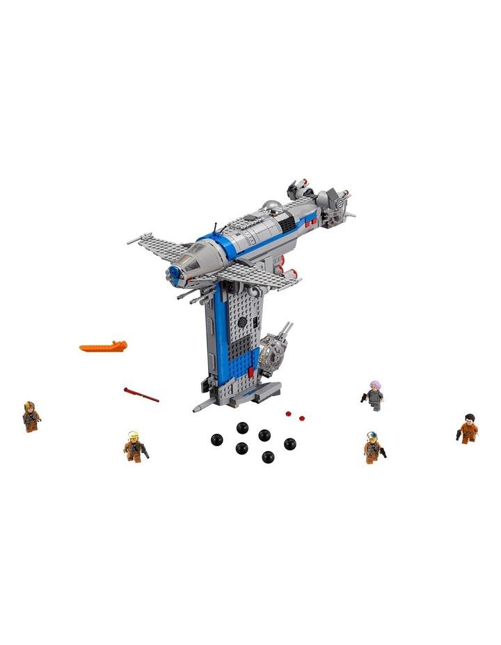 Star Wars Resistance Bomber 75188 image 2