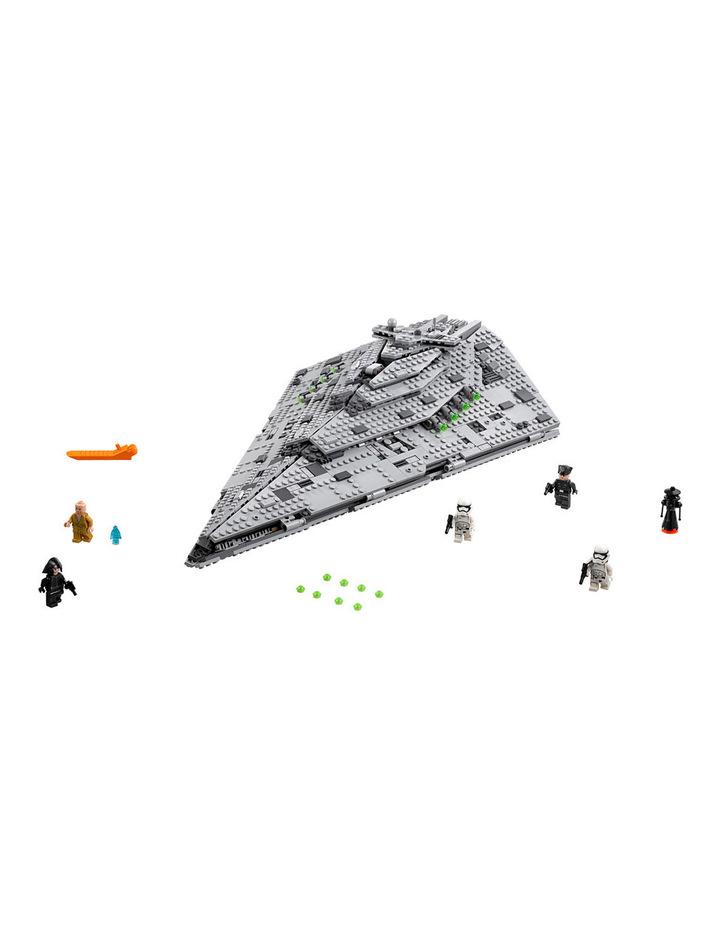 Star Wars First Order Star Destroyer 75190 image 2