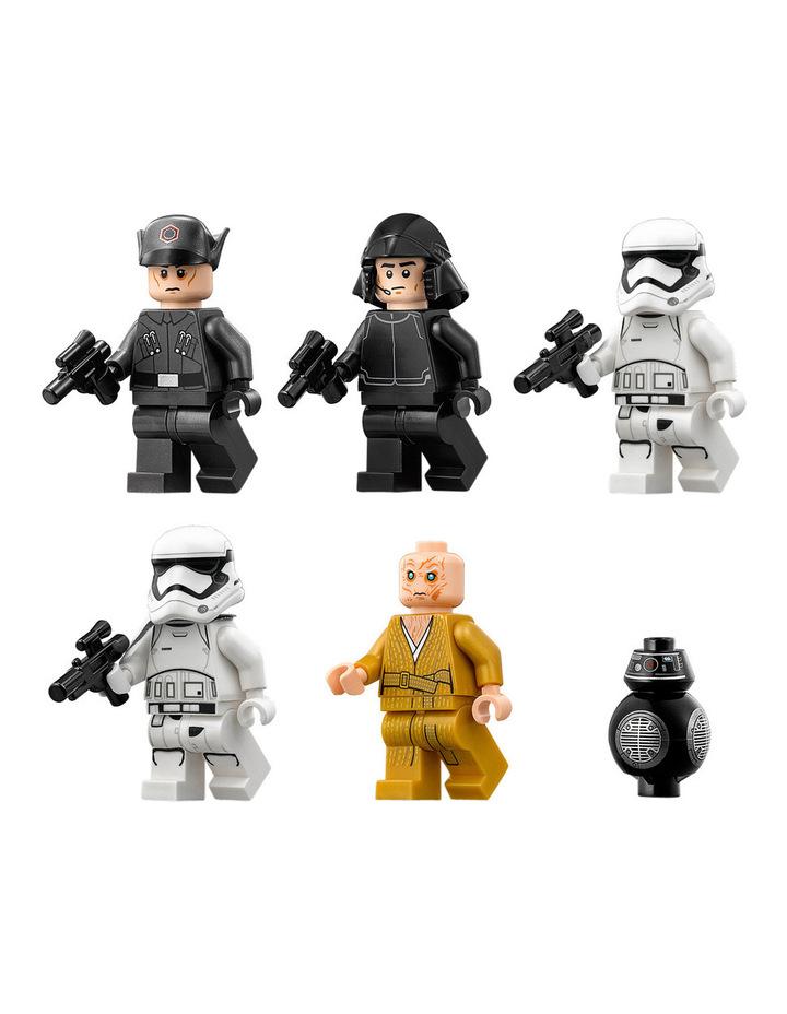 Star Wars First Order Star Destroyer 75190 image 3