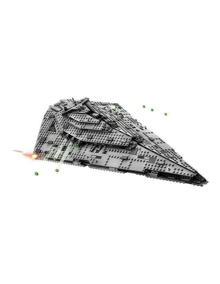Star Wars First Order Star Destroyer 75190 image 4