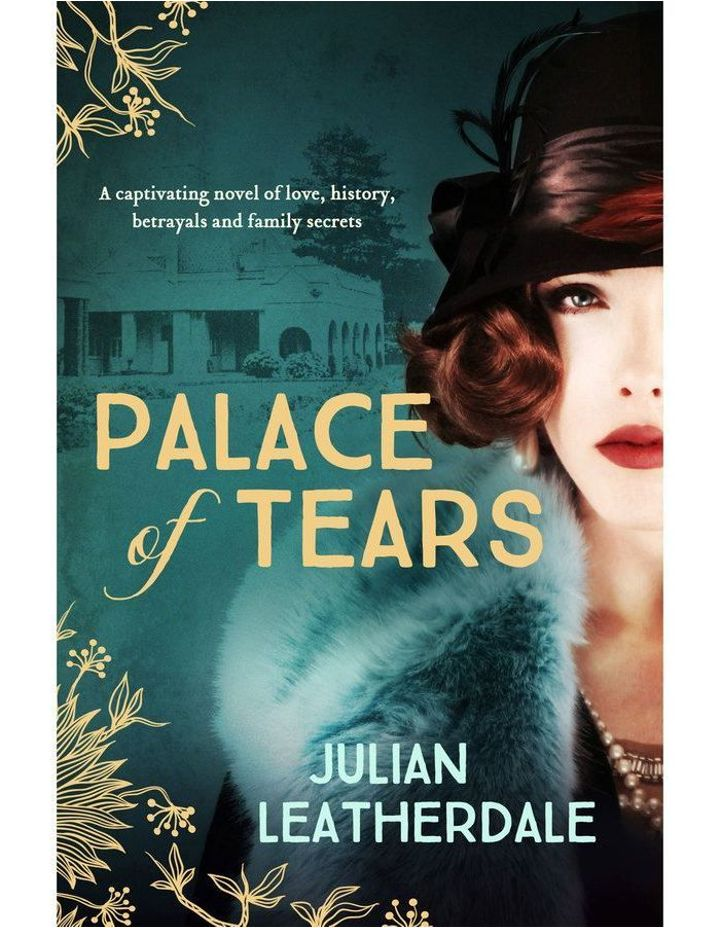Palace of Tears by Julian Leatherdale (paperback) image 1