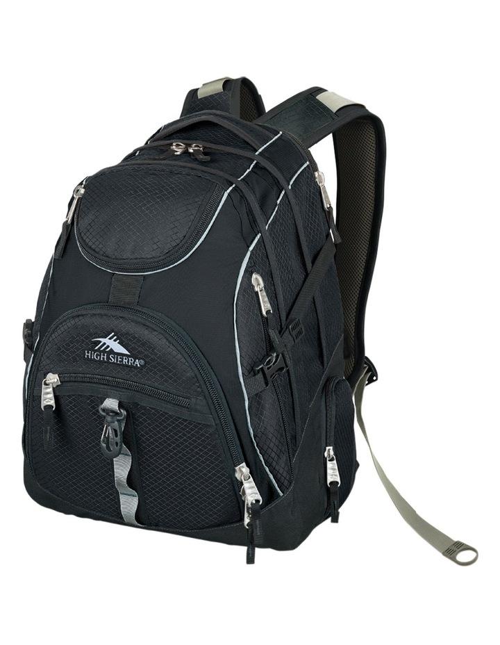 HS5462 Access Laptop Backpack Black image 1