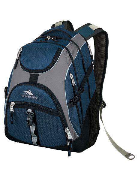 HS5462 Access Laptop Backpack Navy image 1