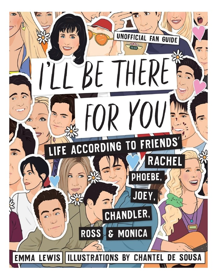 I'll Be There For You image 1