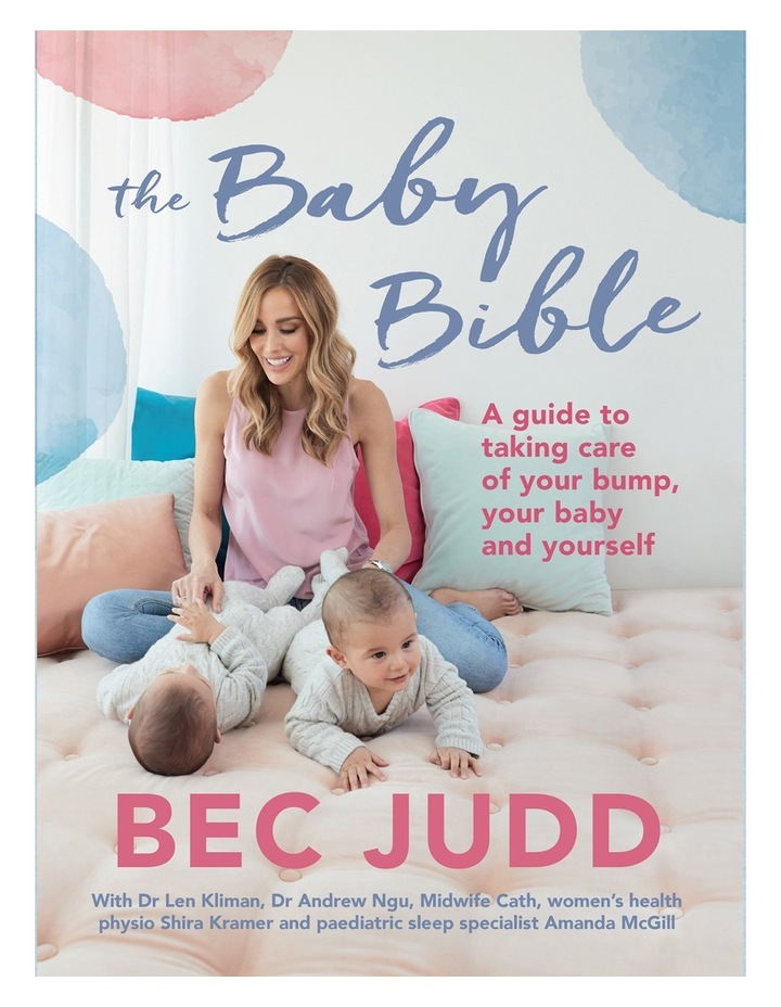 The Baby Bible by Bec Judd (Paperback) image 1