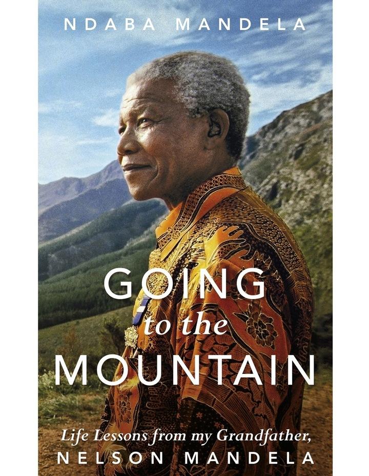 Going to the Mountain by Ndaba Mandela (paperback) image 1