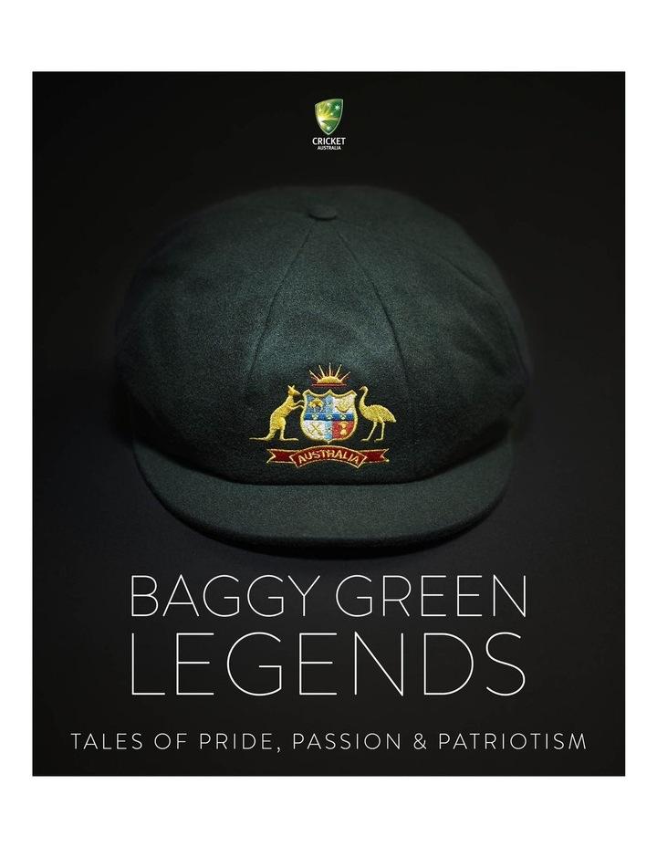 Baggy Green Legends image 1