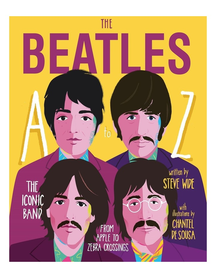 Beatles A to Z image 1