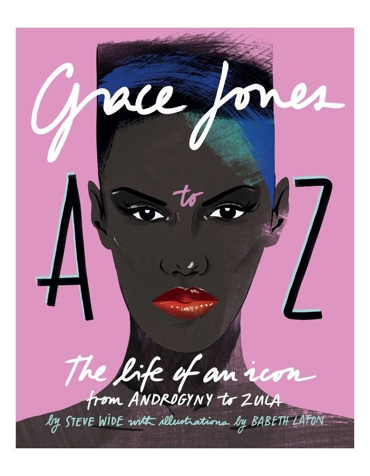 Grace Jones A to Z image 1