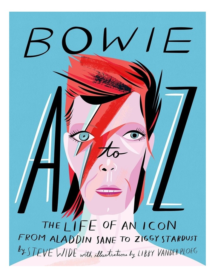 Bowie A to Z image 1