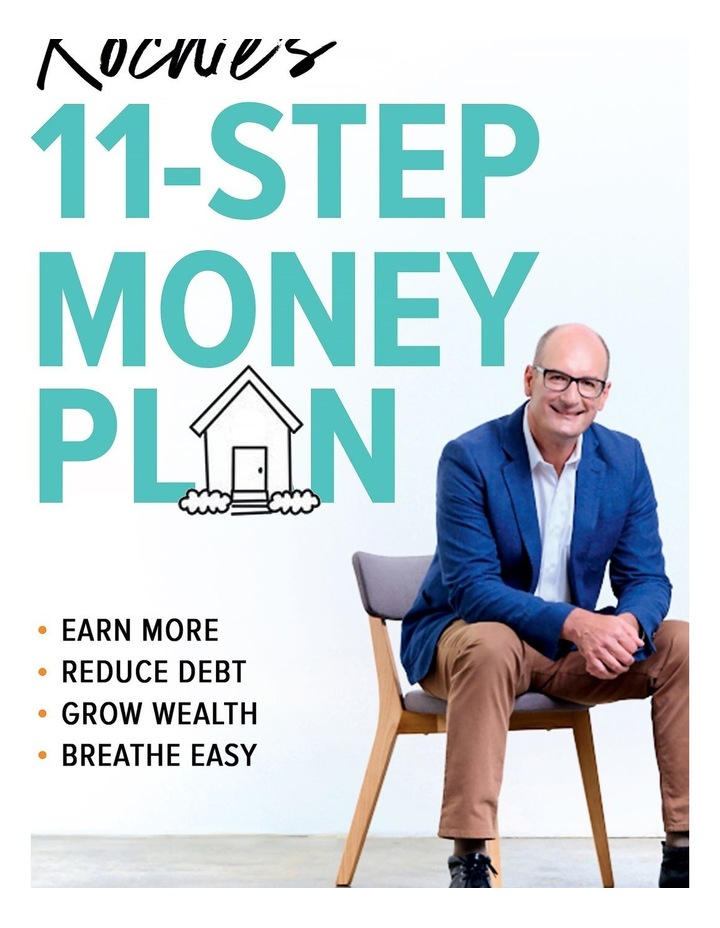 Kochie's 11-Step Money Plan image 1