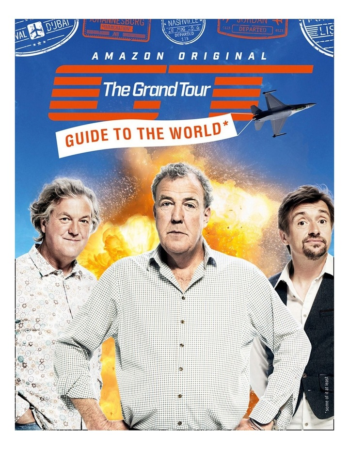 Grand Tour Guide To The World image 1