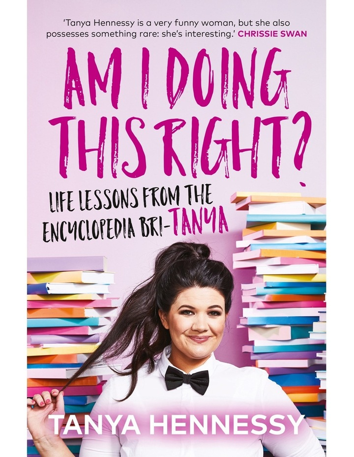 Am I Doing This Right? Encyclopedia BriTanya by Tanya Hennessy (Paperback) image 1