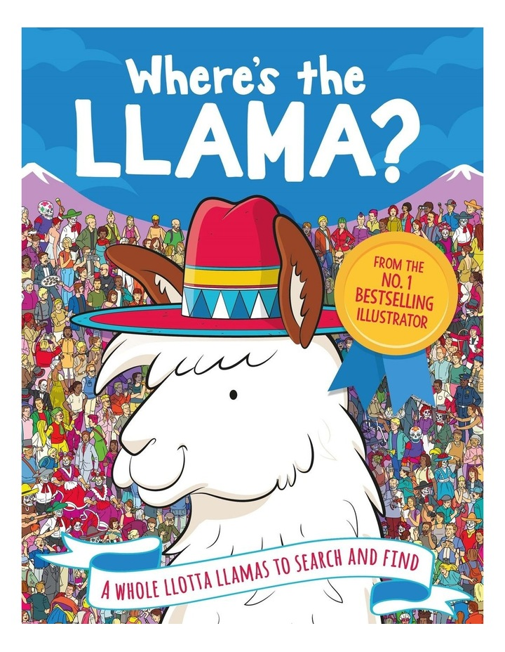 Where's the Llama? image 1
