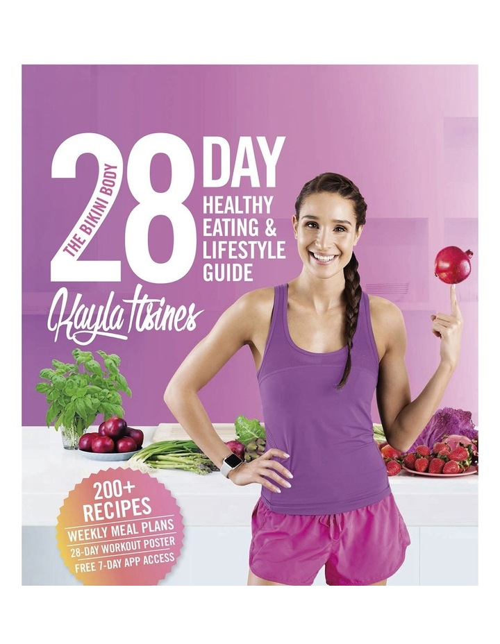 Isted Michael The Bikini Body 28-Day Healthy Eating & Lifestyle Guide